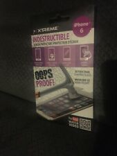 XTREME Indestructible Screen Protector iPhone 6 Shatter & Scratch Protection