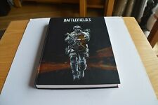 Battlefield 3 Collector's Edition Strategy Guide Hardback Book