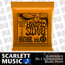 Ernie Ball 2222 Hybrid Slinky 9-46 Electric Guitar Strings *BRAND NEW*