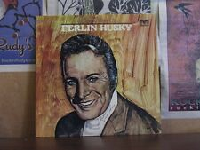 FERLIN HUSKY, GREATEST HITS OF - AUTOGRAPHED LP SD-3018
