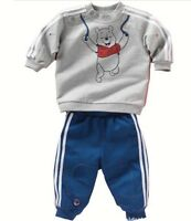 NEW Baby Boys Winnie the Pooh Athletic 2 Piece Pant SET Size 0, 6-12 months