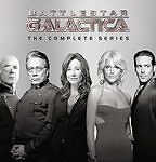 Battlestar Galactica 2004 Complete Series New 26 Dvd