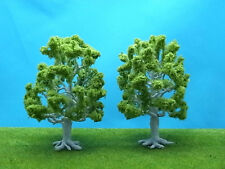 VT010-2x Scale Train Layout Sycamore Model Tree HO N
