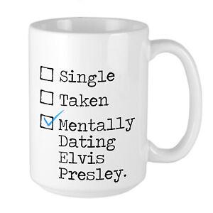 Elvis Presley Mug - Coffee Cup Gift Ideal for Birthday or Christmas Gift