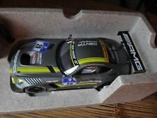 """Mercedes - AMG GT 3  """" HTP Nurburgring """" - 1/18 - Norev- Collector - Sold out !"""