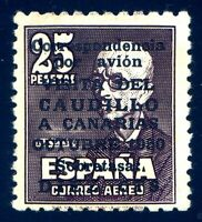 ✔️★★ EDIFIL 1083 - VISITA DEL CAUDILLO A CANARIAS CON CERTIFICADO CMF (4.800€)★★