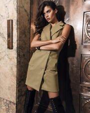 KOOKAI WARFARE MINI DRESS new with tags RRP $220 SIZE 34 Free Post