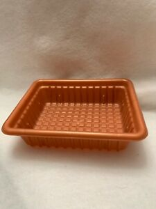 Step2 Pretend Play Kitchen Food Replacement Brown  Bin Tray Step 2 Tool Bench