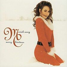Merry Christmas [LP] [Bonus Track] by Mariah Carey (Vinyl, Oct-2015, Sony Legacy)