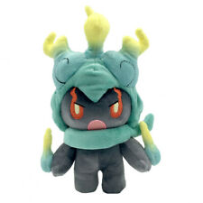 "Marshadow Gloomdweller Pokemon Ghost Mythical Plush Toy Stuffed Animal Doll 9"""
