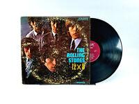 The Rolling Stones 12 X 5  | Vinyl LP | G+/VG- London Records  LL 3402 Mono 1964