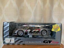 Maisto Mercedes CLK-GTR Warsteiner 1:18 Die Cast Race Car #11 In Box