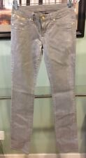 NEW Robin's Jean Women Snake Print Skinny Pants Size 29 Regular
