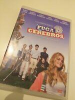 Dvd FUGA DE CEREBROS CON MARIO CASAS