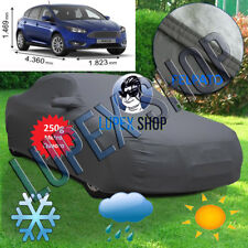 FUNDA PARA COCHE AFELPADO IMPERMEABLE AJUSTABLE FORD FOCUS DE 2011/17