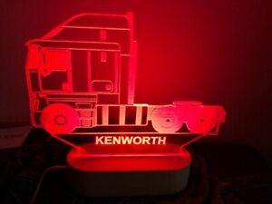 Kenworth K200 Truck LED sign light 240mm x 140mm