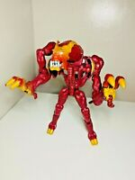 Transformers Animorphs Mega Class Visser Three Inferno Action Figure 1998 Toy