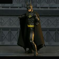"NECA 1989 Batman Michael Keaton 25th Anniversary PVC Action Figure 7"" inch @"