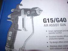 New listing Graco G40 Air Assist Spray Gun Brand New