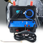 110V Portable Steam Cleaner High Temperature Compact Steamer for Car Detailing photo