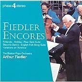 Fiedler Encores, Arthur Fiedler, Very Good Import