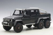 AUTOART 1/18 MERCEDES-BENZ G-KLASS G63 V8 AMG 6X6 2013 BLACK ART. 99097