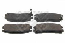 MAPCO Bremsbelagsatz, Scheibenbremse hinten  Mitsubishi Space Wagon N9_W, N8_W