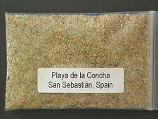 PLAYA DE LA CONCHA BEACH ~ SAN SEBASTIAN, SPAIN - BEACH SAND Sample