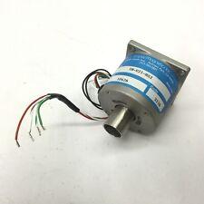 "Empire Magnetics IN-U21-HS2 Hollow Shaft Stepper Motor, ID: 0.645"", OD: 0.75"""