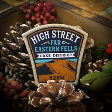 High Street (Lake District National Park) Woven Patch