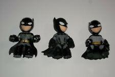 Funko Mystery Minis Batman Arkam Games - Lot of (3) Batman Figures