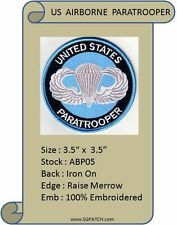 UNITED STATES PARATROOPER PATCH - ABP05