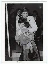 CHRIS ATKINS STUNNING PORTRAIT ORIG 1984 GRANITZ ORIGINAL VINTAGE PHOTO 347