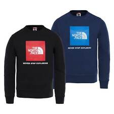 The North Face Boys Box Crew RRP £40