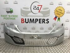 2014 -ON GENUINE PEUGEOT 308 FRONT BUMPER P/N: AA35899370 / C06396-091