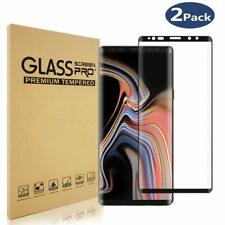 GLASS SCREEN PRO GALAXY NOTE 9 TEMPERED GLASS SCREEN PROTECTOR 2 PACK