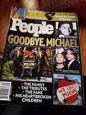 People - Goodbye, Michael July 20, 2009 - Brand new