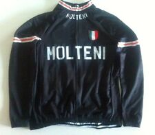 Molteni Eddy Merckx Thermal Retro Long Sleeve Winter Jacket XL (Small Mark).