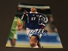 Naohiro takahara japón firmado signed photo 10x15 autógrafo