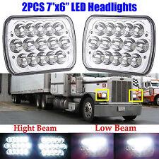 For Peterbilt 330 1995-2004 Models LED PROJECTOR Headlights Sealed DRL Lamp Bulb