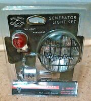 Schwinn Stingray Orange County Chopper Generator Light Set  6 Volt 3 Watt Wow
