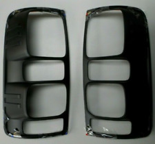 Genuine Holden New Black Tail Lamp Guard Kit to suit RG Colorado MY2019 onwards