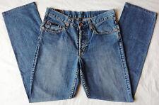Jeans Men FULL CIRCLE W32 L32 bleu stone washed