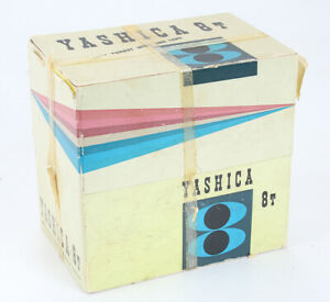 YASHICA BOX ONLY FOR YASHICA 8T MOVIE CAMERA (PLEASE READ)/183622