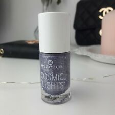 Essence Cosmic Lights Nail Polish N° 04 HOLO ME CRAZY Holografisch Lila Silber