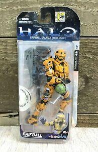 Halo Grifball Spartan Recon Armor Exclusive San Diego Comic Con McFarlane Toys