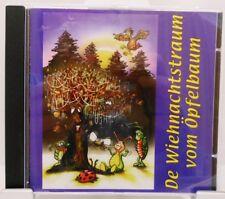 Hörbuch CD Wiehnachtstraum Öpfelbaum + Geschichten Weihnachten Schweizerdeutsch