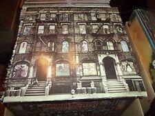 Led Zeppelin – Physical Graffiti Turquoise  vinyl !  Very rare !