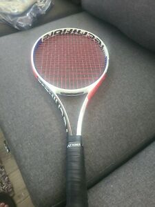 USED- Tecnifibre TFight 315  XTC LTD , 98 sq/in, 4 1/4 grip excellent condition