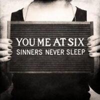 You Me At Six - Sinners Never Sleep (NEW CD)